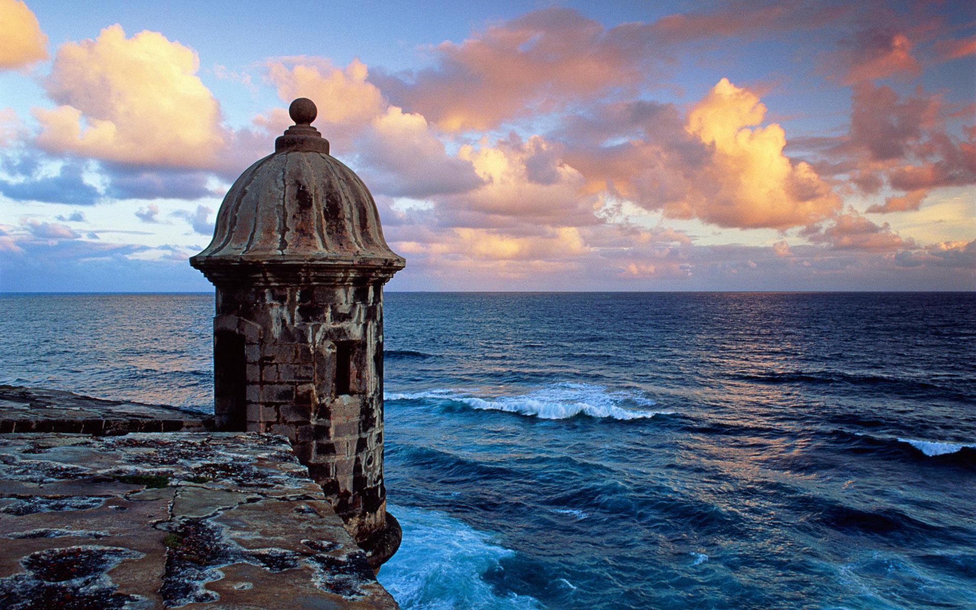Temperatures Puerto Month Rico