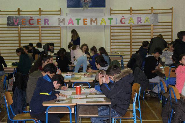 INovA@skole - Večer matematike