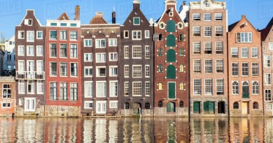 Moj pogled na Amsterdam