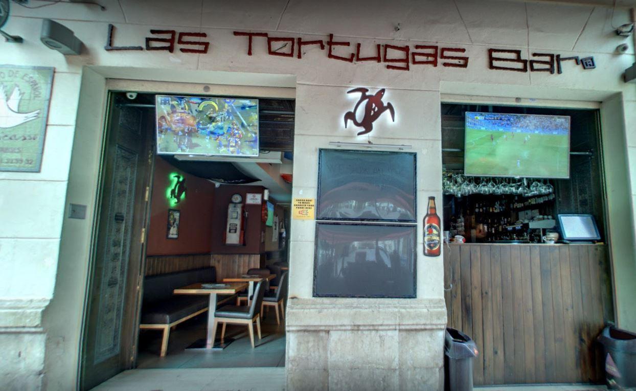 bares para ver fútbol en málaga
