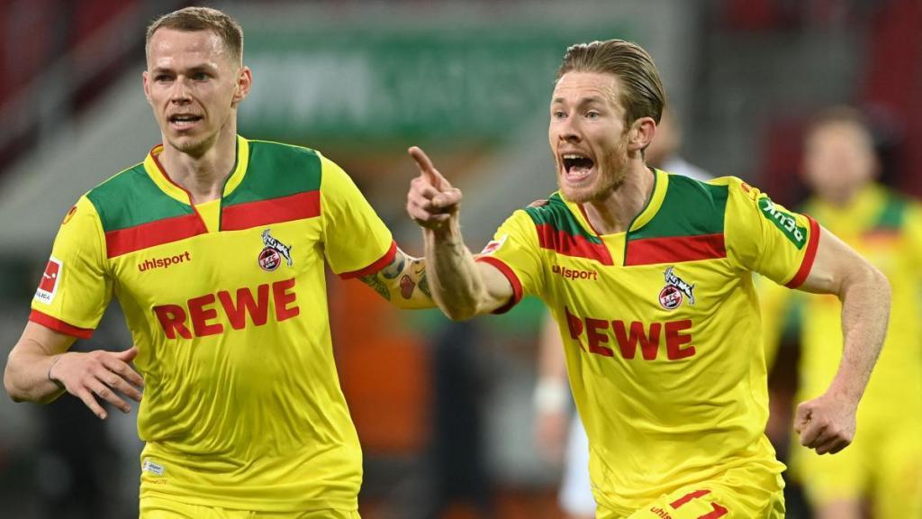 Augsburg vs FC Koln