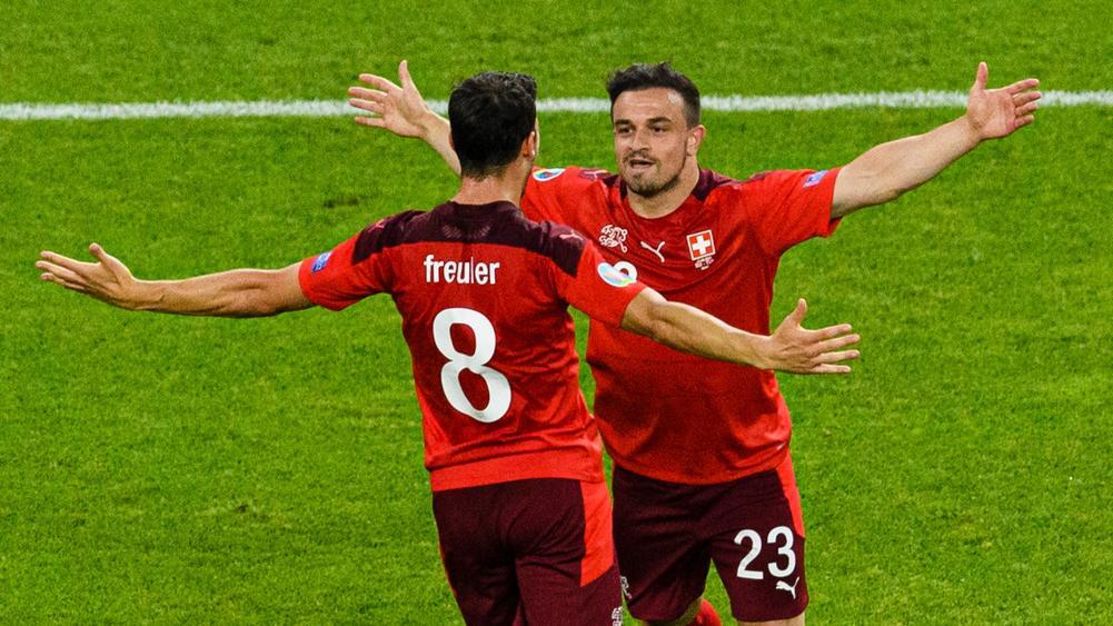 Swiss vs Turki