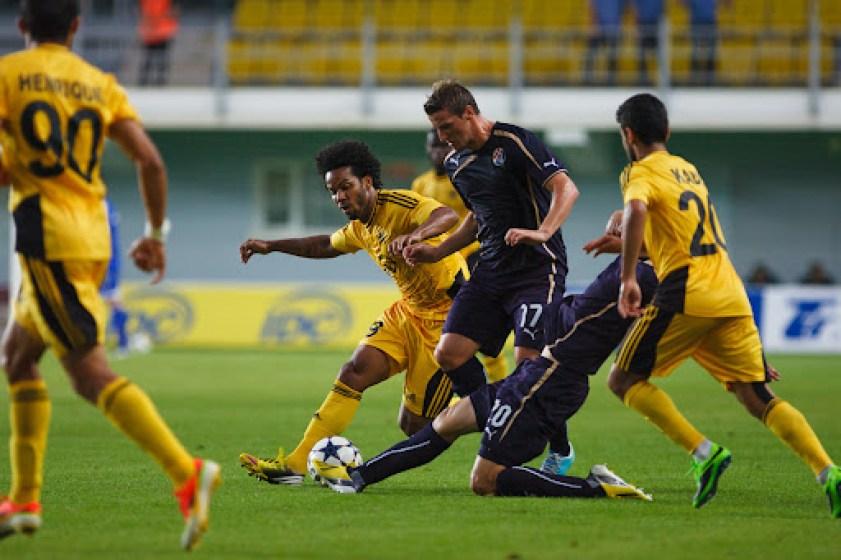 FC Sheriff vs Dinamo Zagreb
