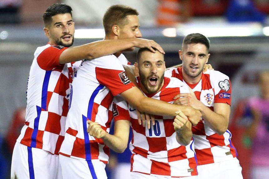 Kroasia vs Slovenia