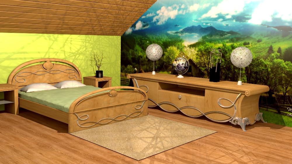 projekt pokoju gościnnego, pokój wypoczynkowy