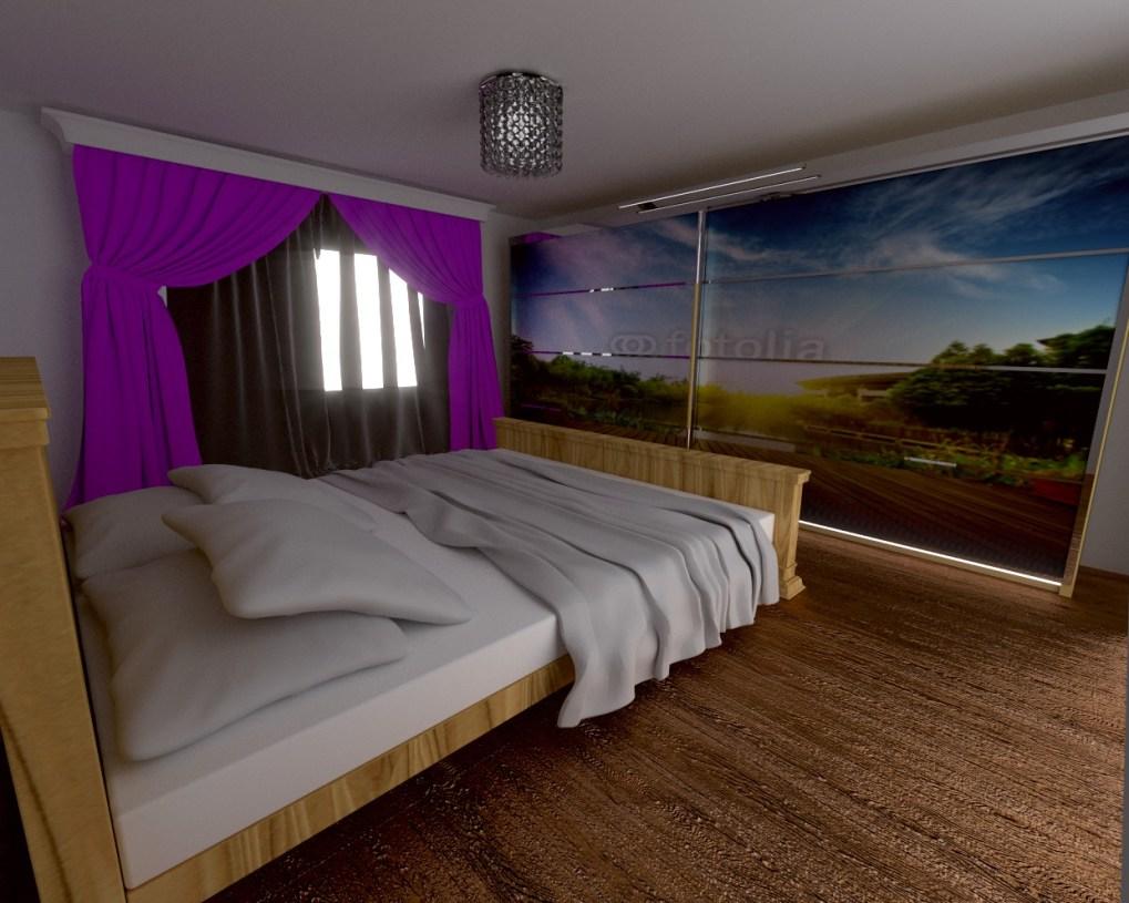 sypialnia - przepis na sypialnię