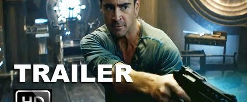 Total Recall 2012 Official Trailer [HD]: Colin Farrell Recalls His Dangerous Past: ENTV by ENTV