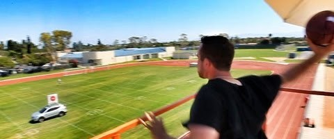 Football Trick Shots by corycotton