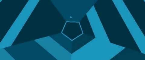 Super Hexagon Trailer by Terry Cavanagh