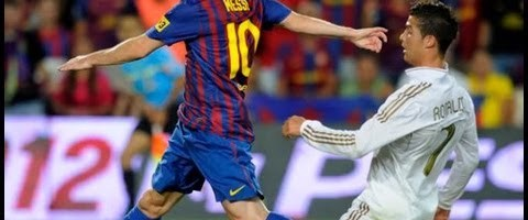 Lionel Messi Humiliates Great Players by HeilRJ03