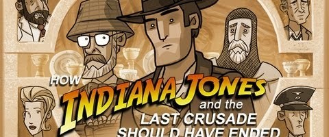 How Indiana Jones and the Last Crusade Should Have Ended by HISHEdotcom