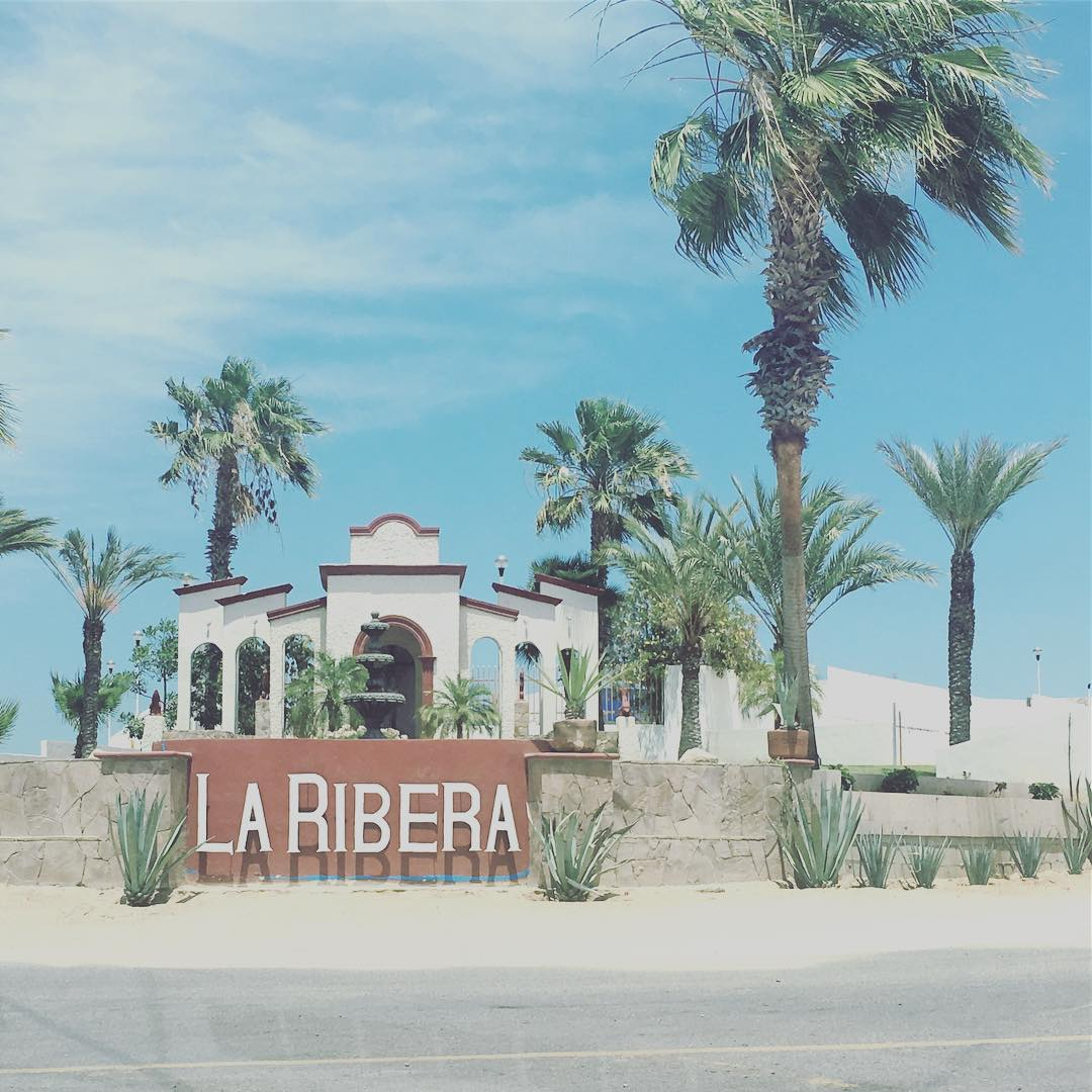 Welcome to La Ribera, Mar de Cortés #FTW