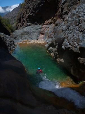 Canyoning Réunion