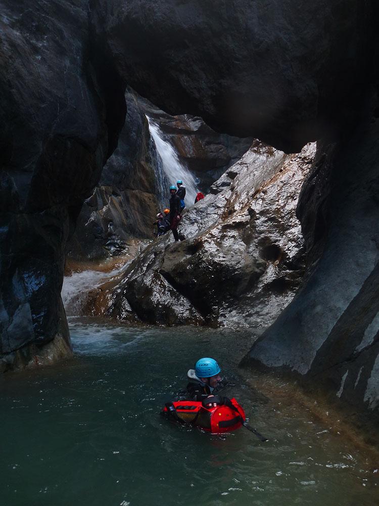 Canyon réunion