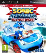 Sonic & All-Stars Racing : Transformed - édition limitée (PS3)