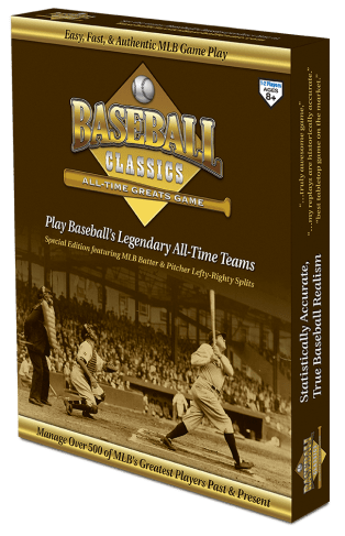 Baseball Classics All-Time Greats Splits Edition