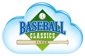 Baseball Classics Cloud logo
