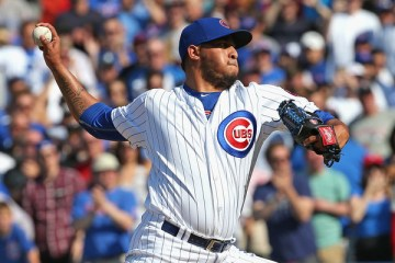 Hector Rondon Limited By Chicago Cubs