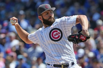 Who can defeat Jake Arrieta?