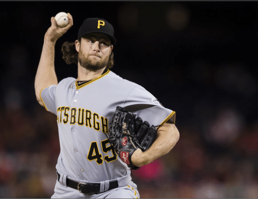 Yankees target Gerrit Cole headed to the Astros