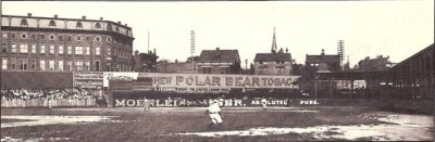 Baseball Rocked Again! Let's Revisit Cheating at the Baker Bowl, 1900! 2