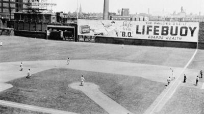 Baseball Rocked Again! Let's Revisit Cheating at the Baker Bowl, 1900! 20