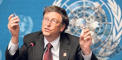Bill Gates: «Impfen ist die beste Art der Bevölkerungsreduktion»