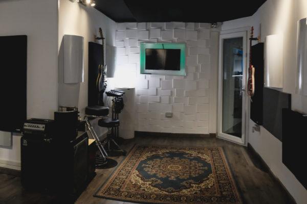Live recording Area