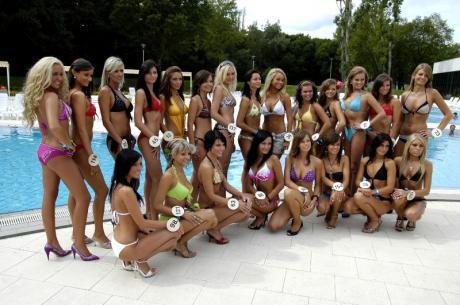 Wielka impreza na zakończenie wakacji,  Wielka impreza na zakończenie wakacji, czyli Finał wyborów Miss Fali 2008