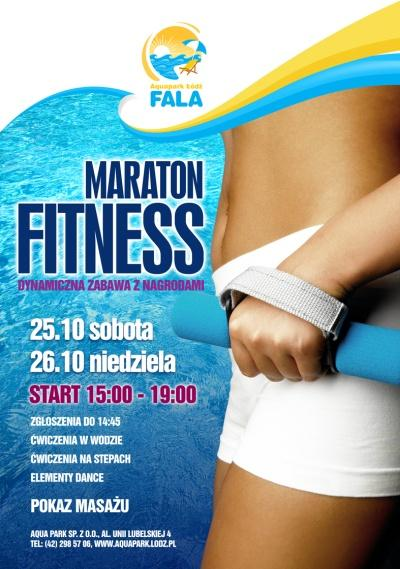 Maraton Fitness na Fali
