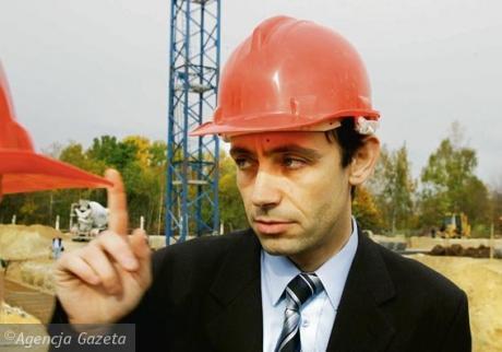 Witold Rosset dyrektorem w spółce Aquapark