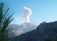 Vulkaan Santiaguito