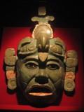 Maya mask of Jade