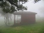 Cabaña´s in de mist in Cerro Verde