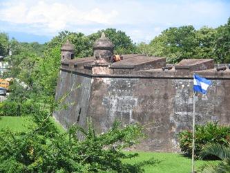 Forteleza de San Fernando de Omoa (1760) in Omoa