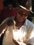 Cocaine boer voegt gootsteenontstopper toe