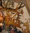 Plafondschilderingen in Casa de Don Juan