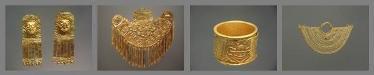 Het museo del oro in Bogotá