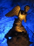 Engel in de Catedral del Sal