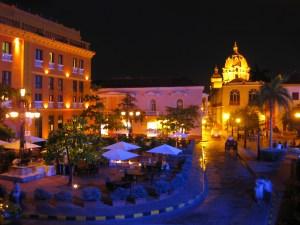 @@@@@2008 Pan-Col 892 - Avond in Cartagena