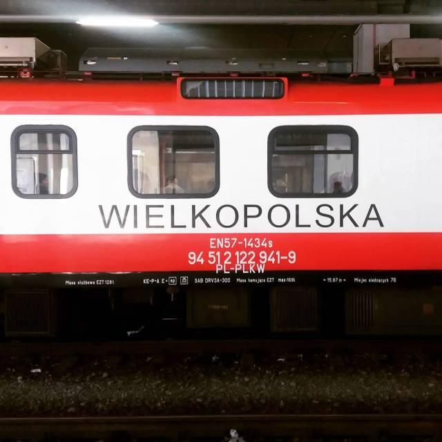 Vagn tren wielkopolska