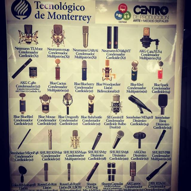 Centro de Produccin Tec de Monterrey Cem Gracias por lahellip