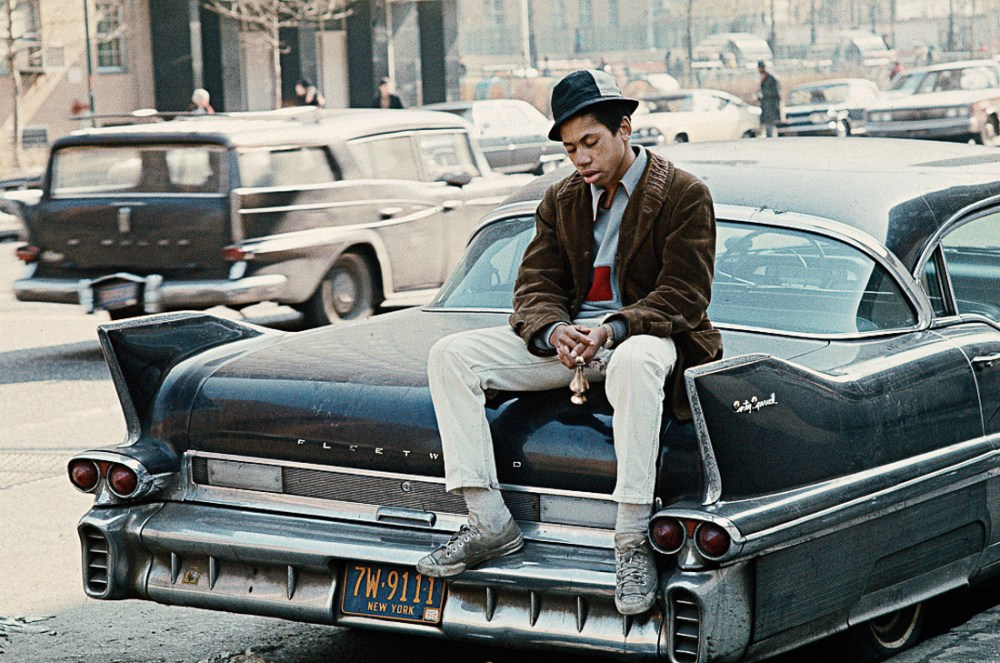 Cadillac Fleetwood, Harlem 1970