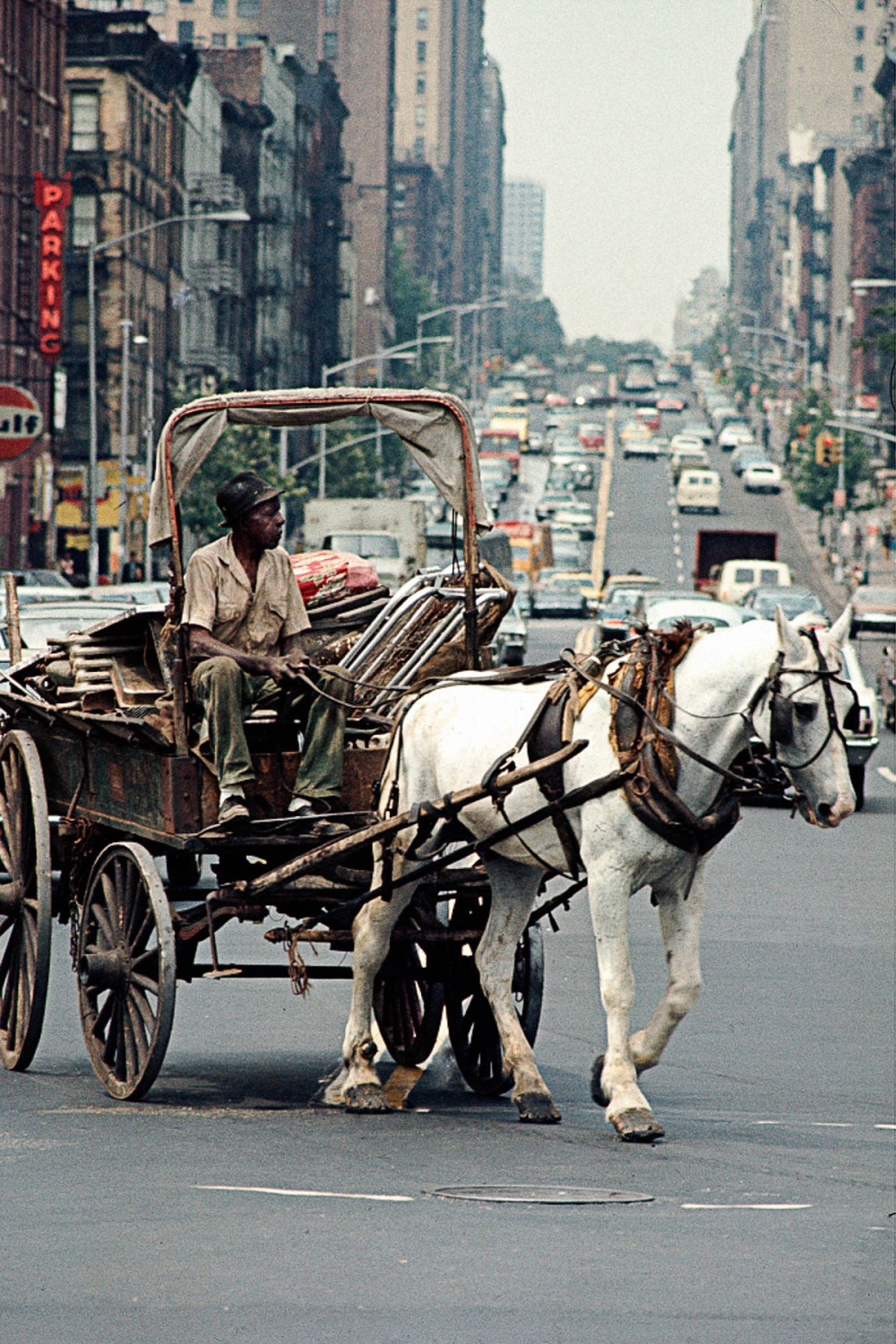 On the Way to Harlem, 1970