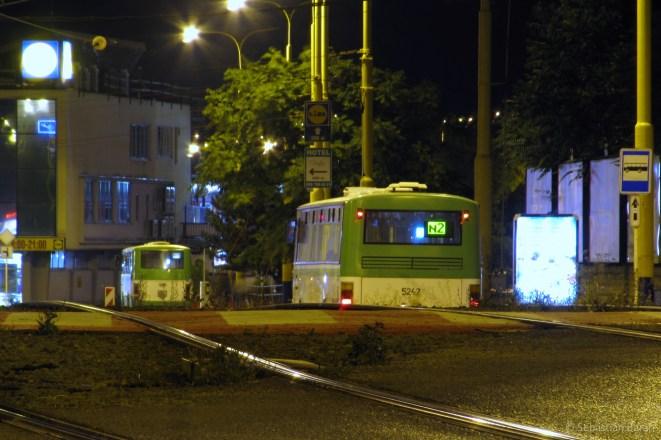 Night buses
