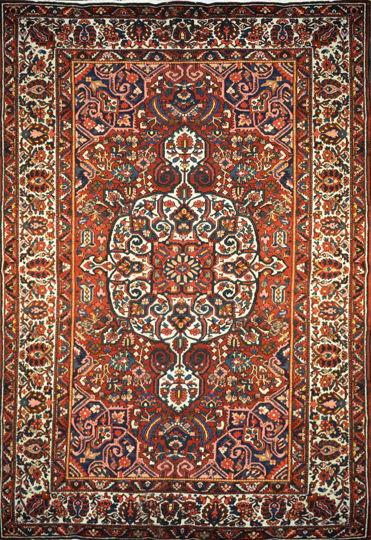 tapis persan antique