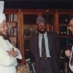 HKM IV 06 Iain Adamson and BA Rafiq