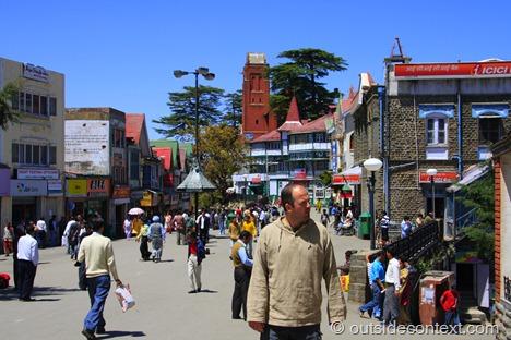 Basho in Shimla