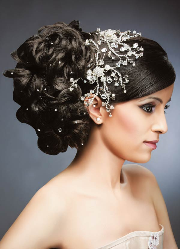 Wedding Tiara And Hair Pin Gallery Of Beautiful Images