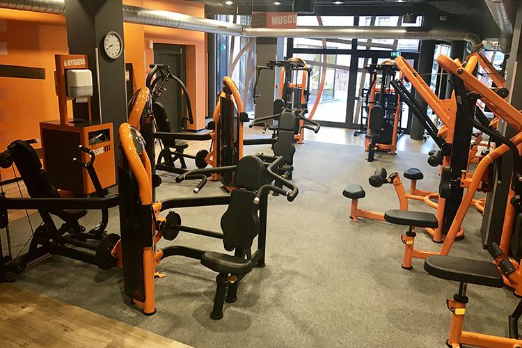 sport basic fit perpignan place